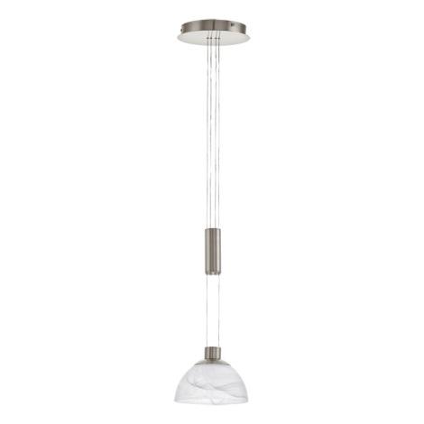 Eglo 93466 - LED Mennyezeti függesztékes lámpa MONTEFIO 1xLED/6W/230V