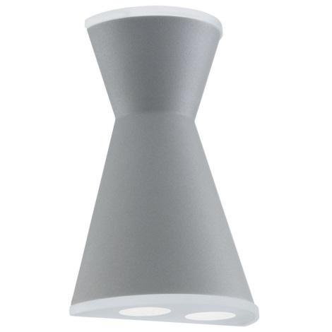 EGLO 93488 - Kültéri fali lámpa MORINO 3xLED/2,5W
