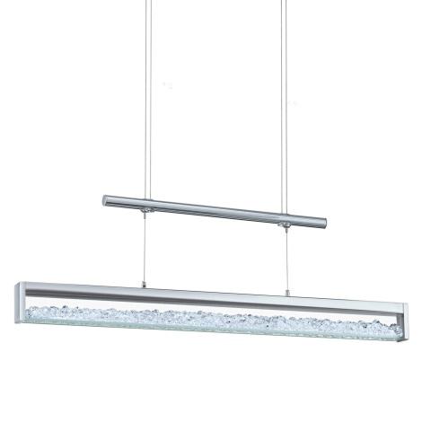 EGLO 93625 - LED Szabályozható fényerejű lámpa CARDITO 1 1xLED/24W
