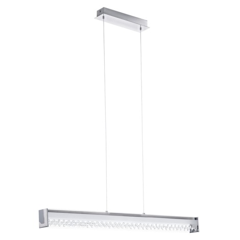 Eglo 93631 LED Mennyezeti függesztékes lámpa FILANA LED/18W/230V