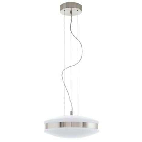 Eglo 93635 - LED Mennyezeti függesztékes lámpa CORVOLO 2xLED/13,5W/230V