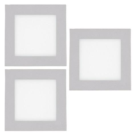 EGLO 93652 - GLENN LED-es fali lámpa 3xLED/2,5W