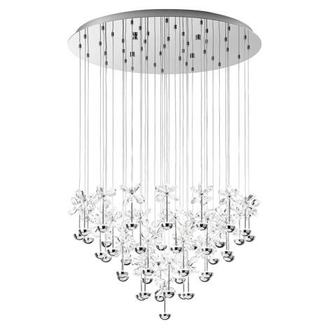 Eglo 93661 - Led függesztékes lámpa Pianopoli 43xLED/2,5 W/230V