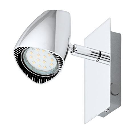 Eglo 93672 - LED Spotlámpa CORBERA 1xGU10/3W/230V