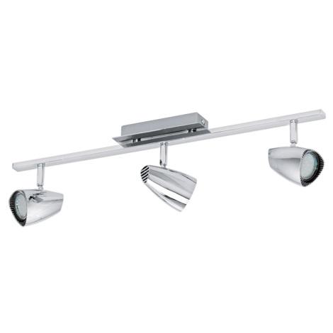 Eglo 93674 - LED Spotlámpa CORBERA 3xGU10/3W/230V