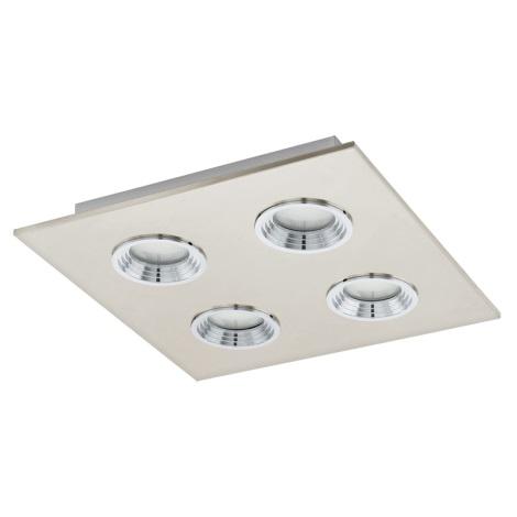 Eglo 93681 - LED Mennyezeti lámpa SABBIO 1 4xGX53/7W/230V