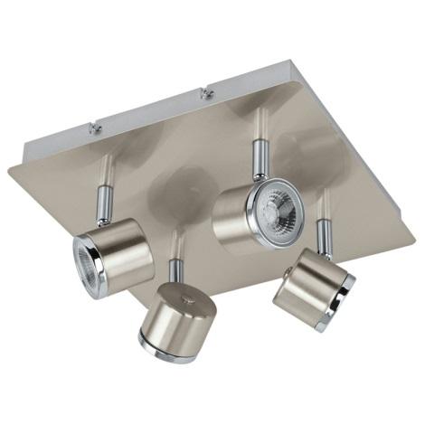 Eglo 93696 - LED Spotlámpa PIERINO 4xLED/5W/230V