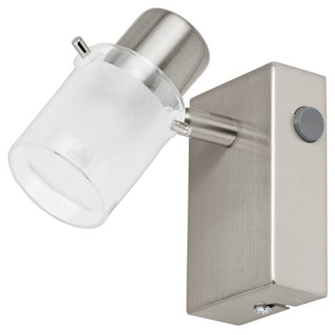 Eglo 93701 - LED Spotlámpa ORVIETO 1 1xLED/3,3W/230V