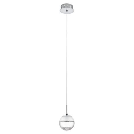 Eglo 93708 - LED Mennyezeti függesztékes lámpa MONTEFIO 1 1xLED/5W/230V