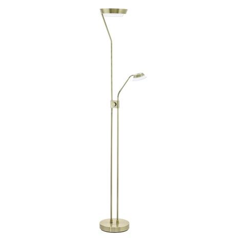 Eglo 93715 - LED Szabályozható fényerejű lámpa SARRIONE LED/17,28W + LED/2,88W