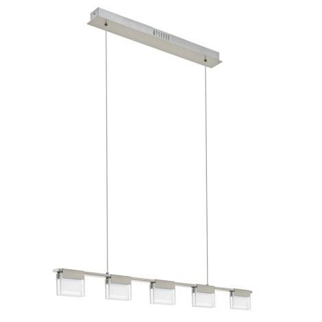 Eglo 93732 - LED Szabályozható fényerejű lámpa CLAP 1 5xLED/5,8W/230V
