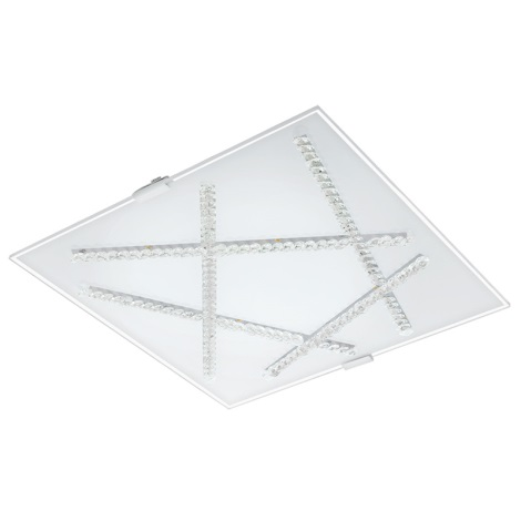 Eglo 93765 - LED Mennyezeti lámpa SORRENTA LED/16W/230V