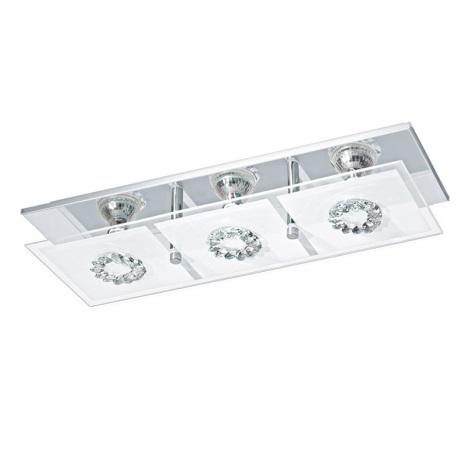 Eglo 93782 - LED Mennyezeti lámpa RONCATO 3xGU10/3W/230V