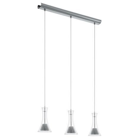 Eglo 93793 - LED Mennyezeti függesztékes lámpa MUSERO 3xLED/5,4W/230V