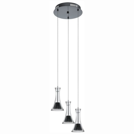 Eglo 93795 Mennyezeti lámpa MUSERO LED/3X5,4W/230V