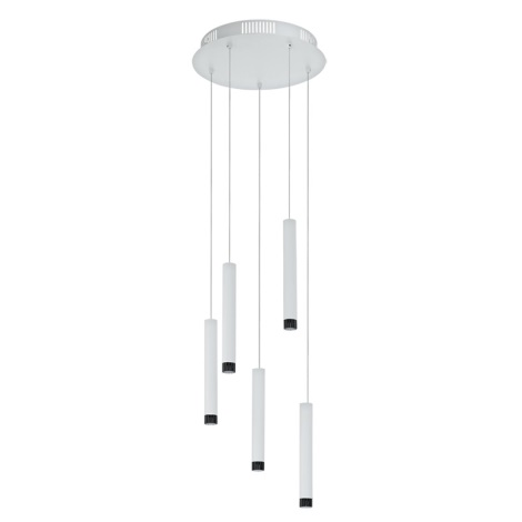 Eglo 93798 - LED Mennyezeti függesztékes lámpa RAPARO 5xLED/5W/230V