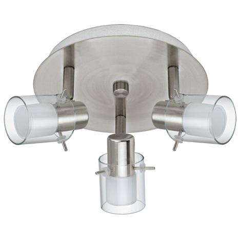 Eglo 93822 - LED Spotlámpa SPARANO 3xLED/5W/230V