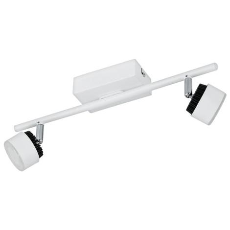 Eglo 93853 - LED Spotlámpa ARMENTO 2xLED/6W/230V