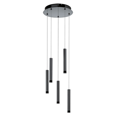 Eglo 93926 - LED Mennyezeti függesztékes lámpa RAPARO 5xLED/5W/230V