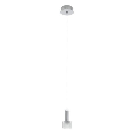 Eglo 93927 - LED Mennyezeti függesztékes lámpa FABIANA 1xLED/3,3W/230V