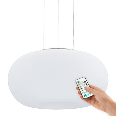 Eglo 93939 - LED függesztékes lámpa OPTICA 3LED/22W/230V