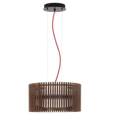 Eglo 94011 - LED függesztékes lámpa ROVERATO 2xLED/18W/230V