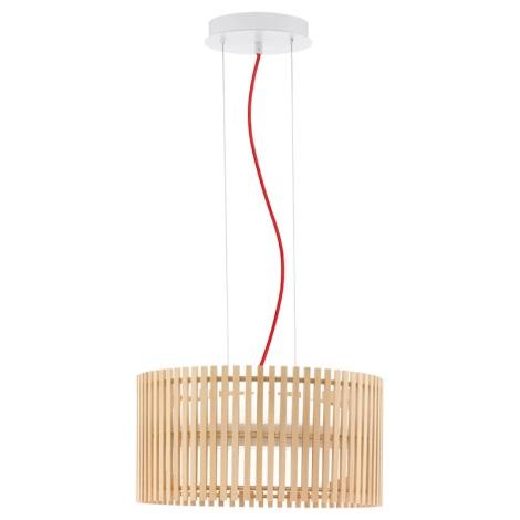 Eglo 94012 - LED függesztékes lámpa ROVERATO 2xLED/18W/230V