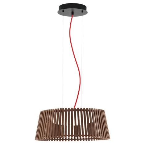 Eglo 94017 - LED függesztékes lámpa ROVERATO LED/18W/230V