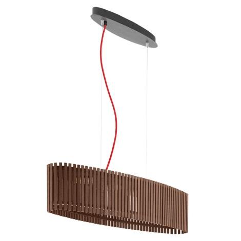 Eglo 94024 - LED függesztékes lámpa ROVERATO 4xGX53/7W/230V
