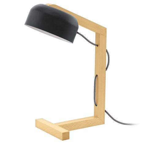 Eglo 94036 - Asztali lámpa GIZZERA 1xE27/60W/230V
