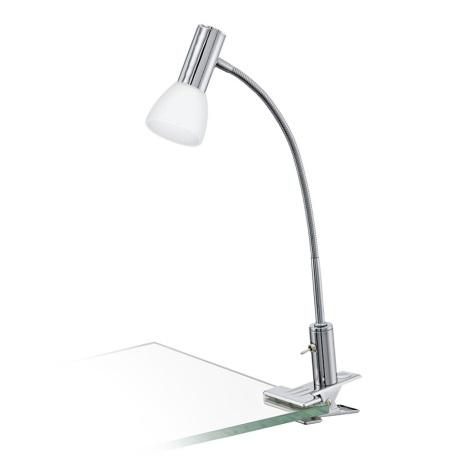 Eglo 94038 - LED Csíptetős lámpa GLOSSY 1xLED/3,3W/230V