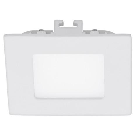 Eglo 94046 - LED Beépíthető lámpa FUEVA 1 LED/2,7W/230V