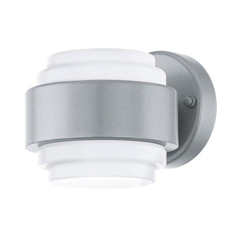 Eglo 94089 - LED-es kültéri lámpa LAVORIA 2xLED/2,5 W/230V