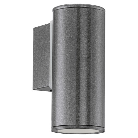 Eglo 94102 - LED-es kültéri lámpa RIGA 1xGU10/3W/230V
