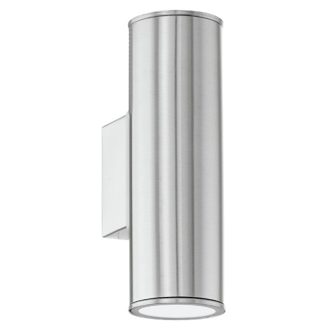 Eglo 94107 - LED-es kültéri lámpa RIGA 2xGU10/3W/230V