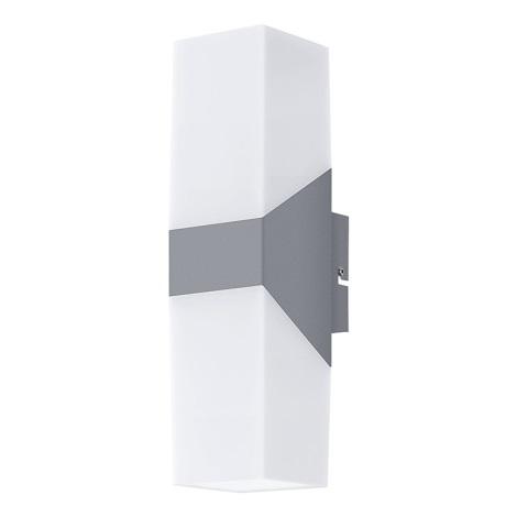 Eglo 94118 - LED-es kültéri lámpa ROFFIA 2xLED/3,7W/230V