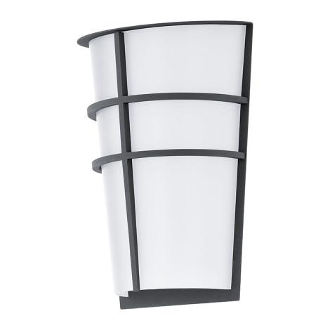 Eglo 94138 - LED-es kültéri lámpa Breganzo 2xLED/2,5 W/230V
