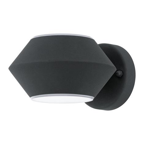 Eglo 94141 - LED-es kültéri lámpa Nocella 2xLED/2,5 W/230V