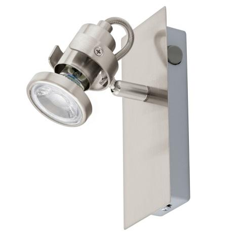 Eglo 94144 - LED Spotlámpa TUKON 1xGU10-LED/3,3W/230V