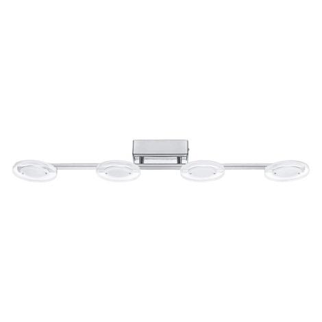 Eglo 94159 - Mennyezeti lámpa CARTAMA 4xGU10/4,5W/230V