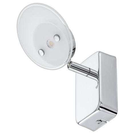 Eglo 94166 - LED Spotlámpa ERVAS 1xLED/3,3W/230V