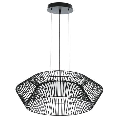 Eglo 94202 - LED Mennyezeti függesztékes lámpa PIASTRE LED/18W/230V