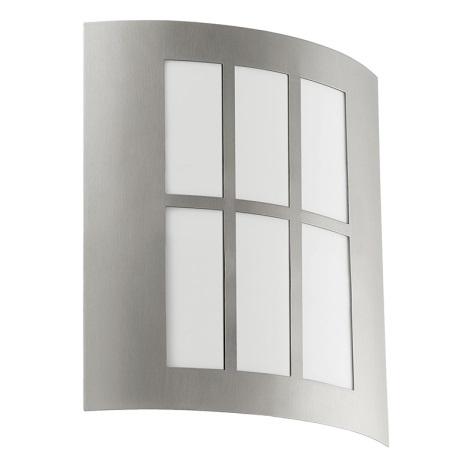 Eglo 94212 - LED-es kültéri lámpa LED CITY 1xLED/3,7W/230V