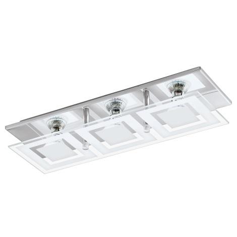 Eglo 94225 - LED Mennyezeti lámpa ALMANA 3xGU10-LED/3W/230V