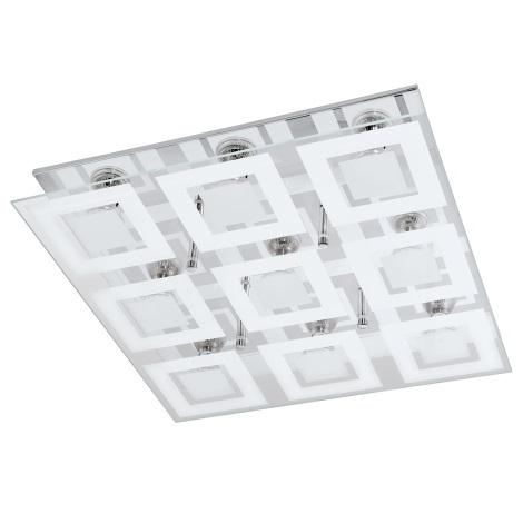 Eglo 94227 - LED Mennyezeti lámpa ALMANA 9xGU10-LED/3W/230V