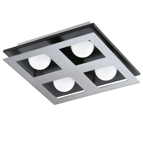 Eglo 94233 - LED Mennyezeti lámpa BELLAMONTE 4xLED/3,3W/230V