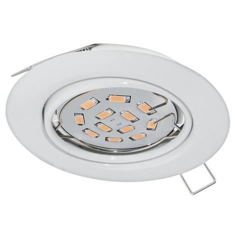 Eglo 94239 - LED Beépíthető lámpa PENETO 1xGU10-LED/5W/230V