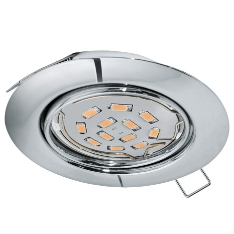 Eglo 94241 - LED Beépíthető lámpa PENETO 1xGU10-LED/5W/230V