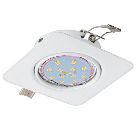 Eglo 94262 - LED Beépíthető lámpa PENETO 1xGU10-LED/5W/230V