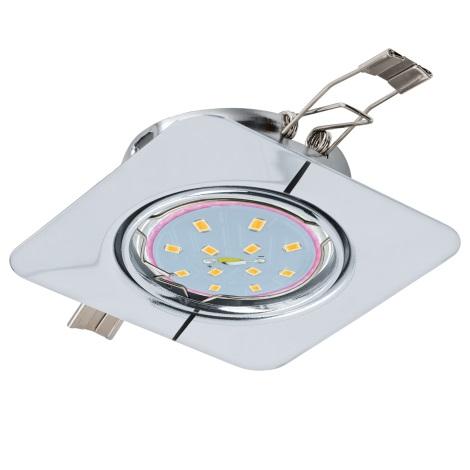 Eglo 94263 - LED Beépíthető lámpa PENETO 1xGU10-LED/5W/230V